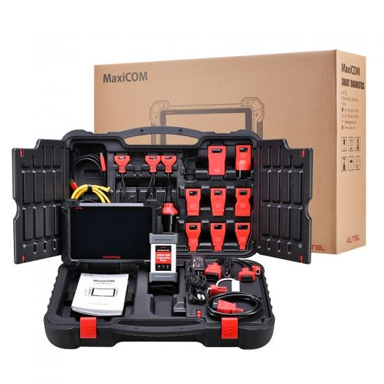 Autel MaxiCOM MK908P ECU car programming tools for J2534